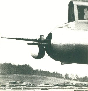 Aircraft of the 315th Bomb Wing, profile of the APG-15