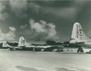 Aircraft of the 315th Bomb Wing